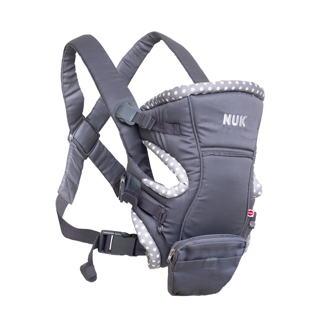Canguru - 3 em 1 - Baby Carrier - Natural Fit - NUK