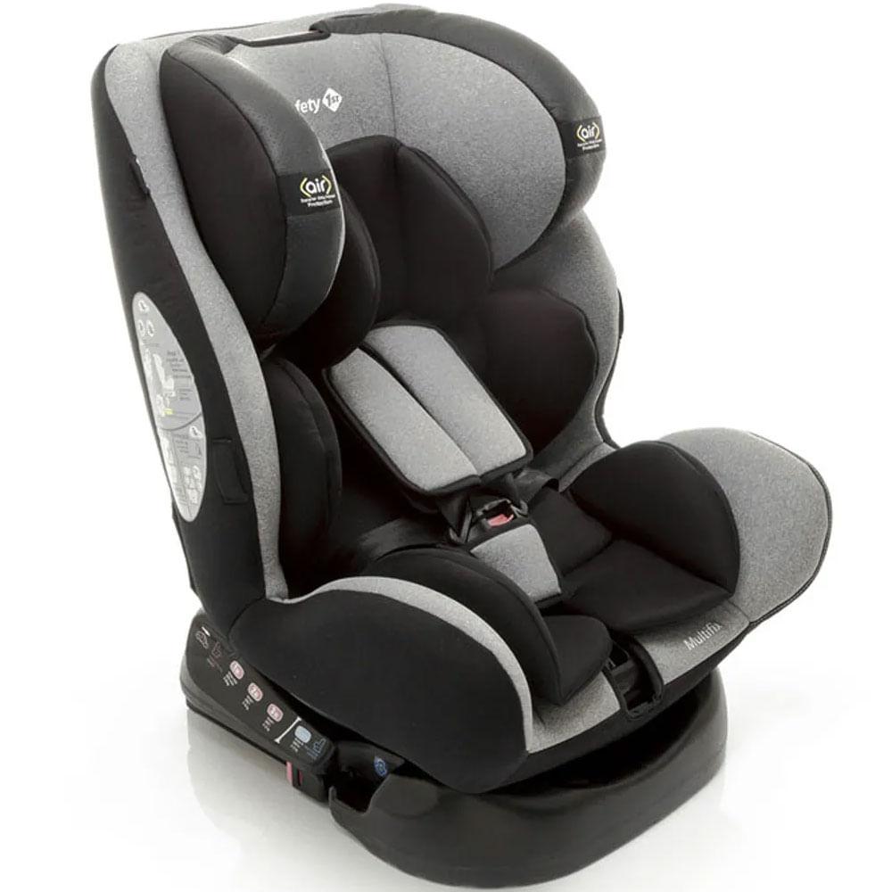 Cadeira para Auto - De 0 a 36 Kg - Com Isofix - Multifix - Grey - Safety 1St