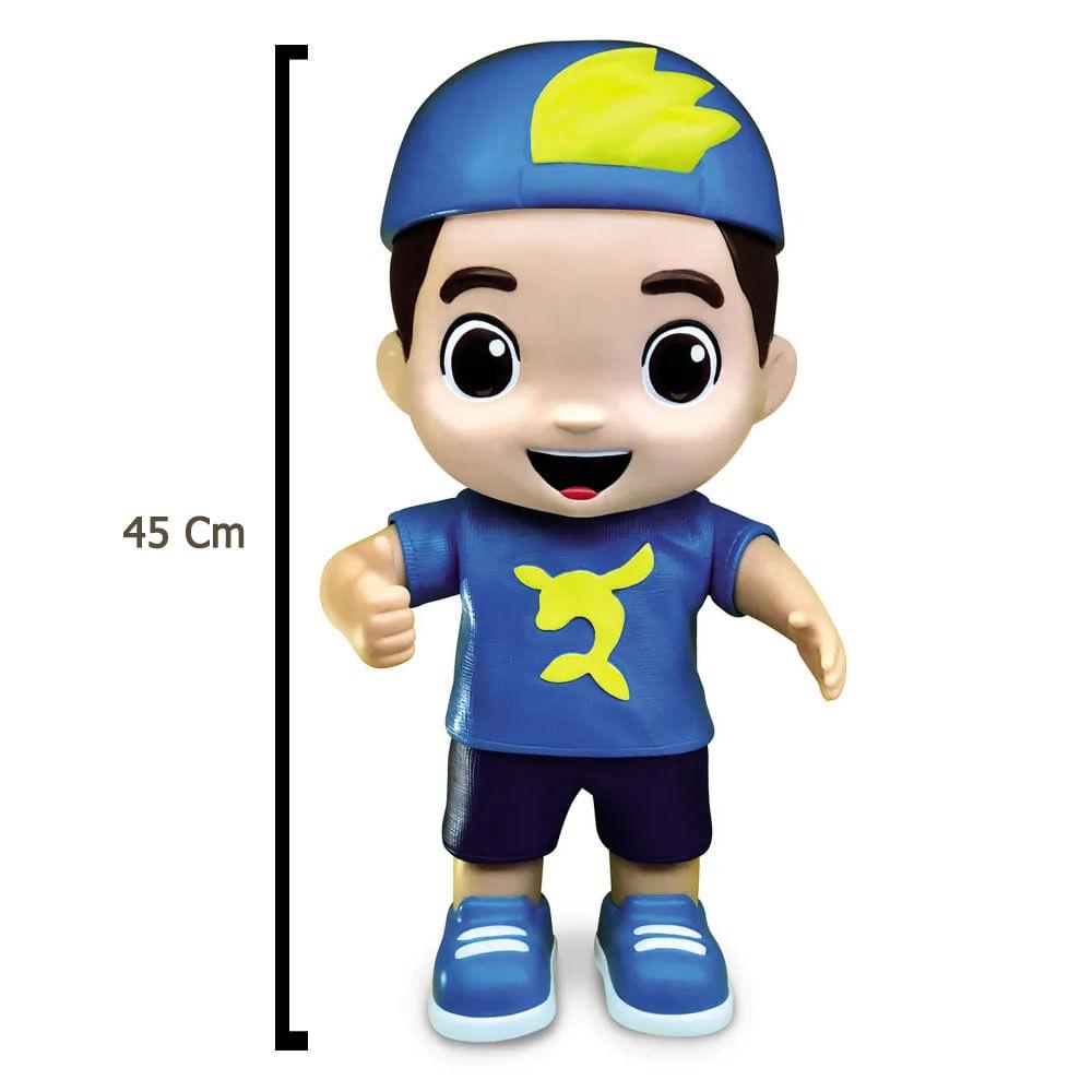 Boneco Articulado Gigante - 45 Cm - Luccas Neto - Mimo