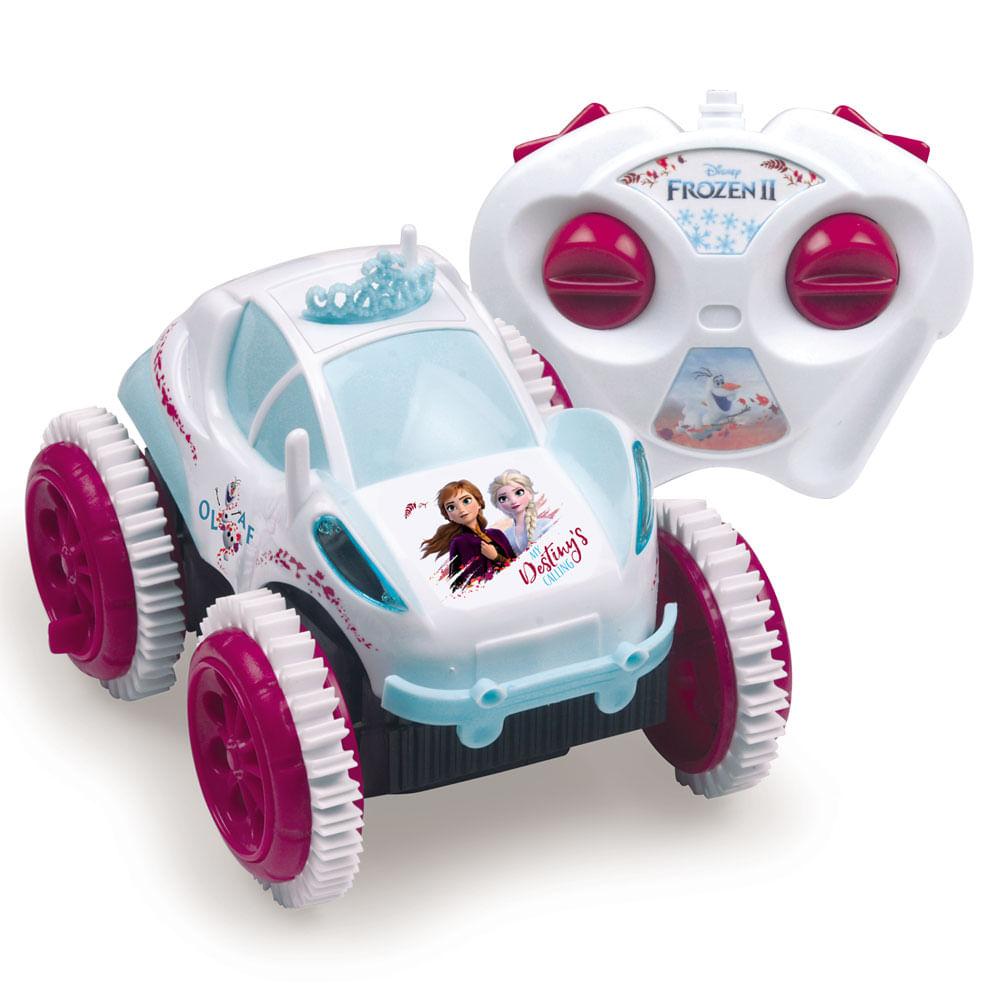 Carrinho de Controle Remoto - Disney - Frozen 2 - Giro Gelado - Candide