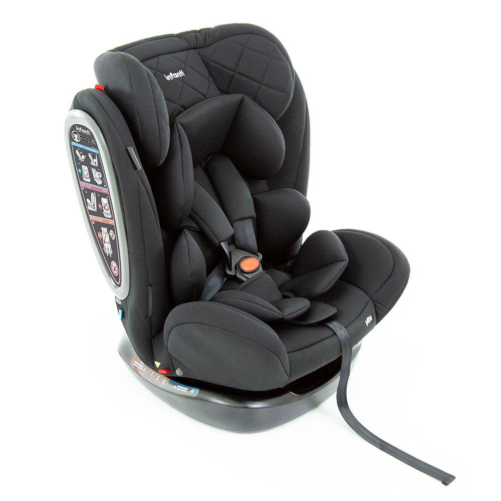 Cadeira Para Auto - De 0 a 36 Kg - Vitta - Black Strong - Infanti