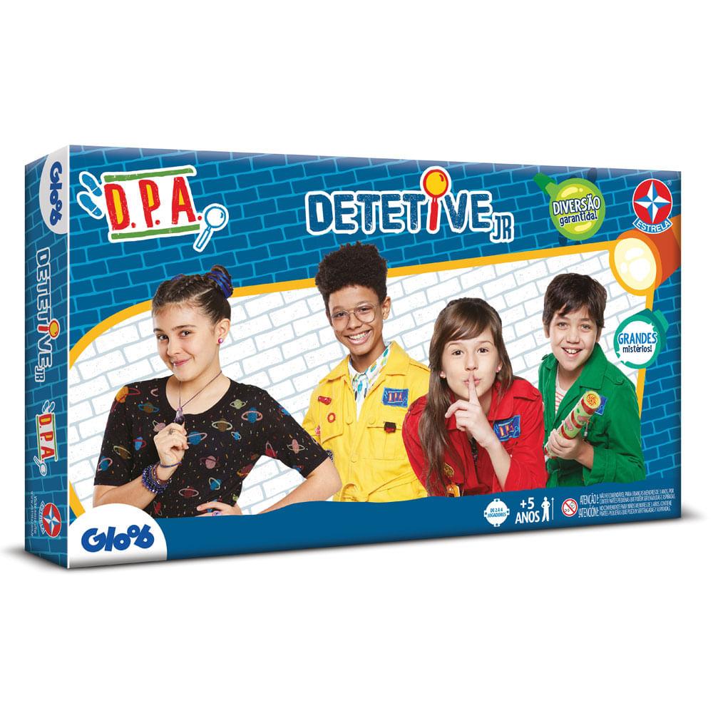 Jogo Detetive Jr - DPA - Detetives do Prédio Azul - Estrela