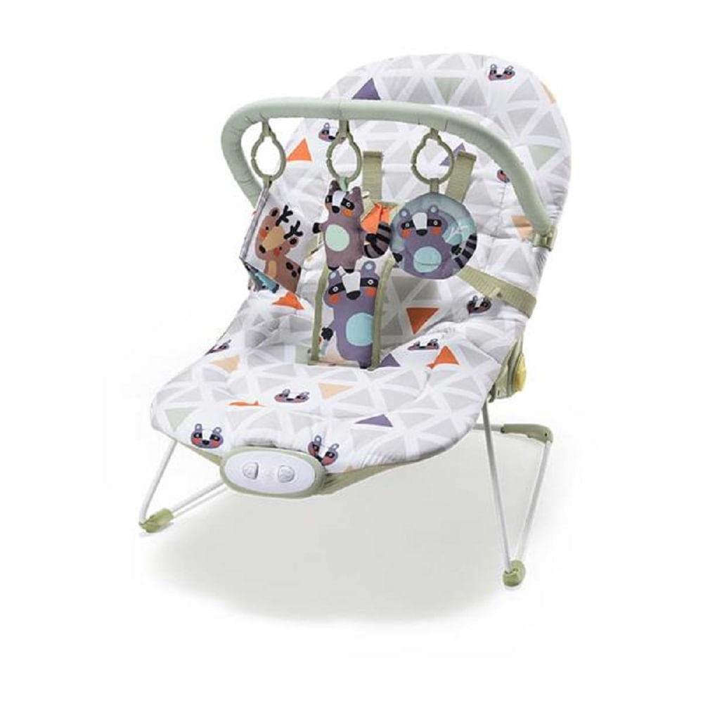 Cadeira De Descanso Para Bebês 0-15 Kg Verde Weego - 4026