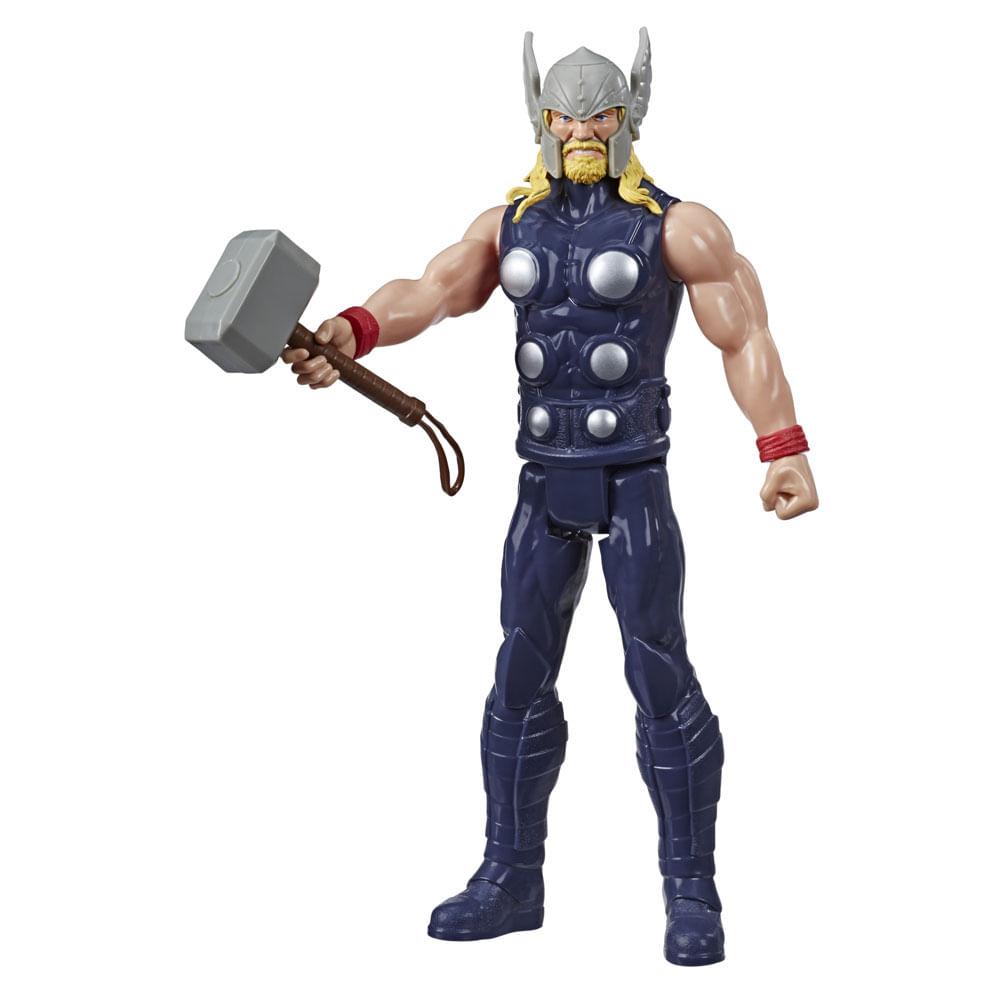 Boneco Articulado - 30 Cm - Marvel - Ragnarok - Thor - Titan Hero Series - Hasbro