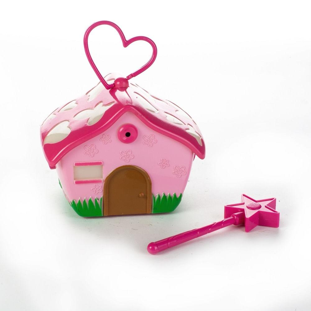 Brinquedo De Atividades - Casinha Com Luzes E Sons - Estrela