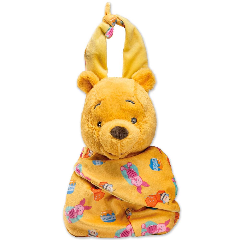 Pelúcia Disney - 22 Cm - Ursinho Pooh - Baby - Fun