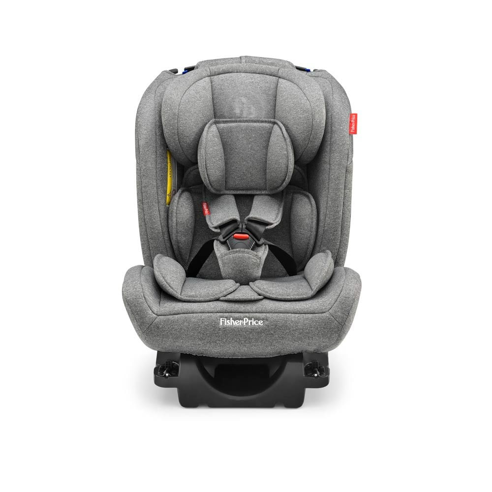 Cadeira Para Auto - De 0 a 36 Kg - All - Stages Fix 2.De 0 - Cinza - Fisher-Price