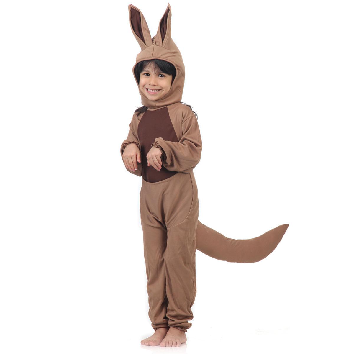 Fantasia Canguru Infantil