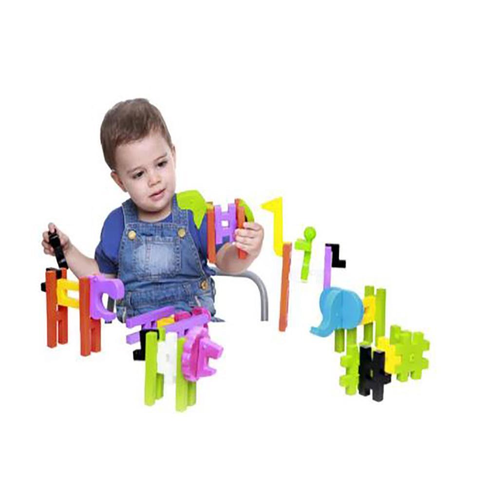 Brinquedo Estrela Baby Big Block 2+