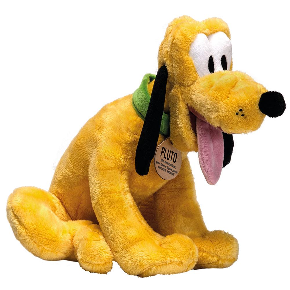 Pelúcia Básica - 35Cm - Disney - Pluto - Fun