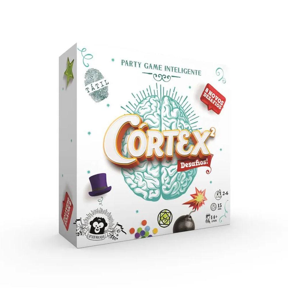 Cortex Desafios 2 Jogo de Cartas Mandala GRK0024