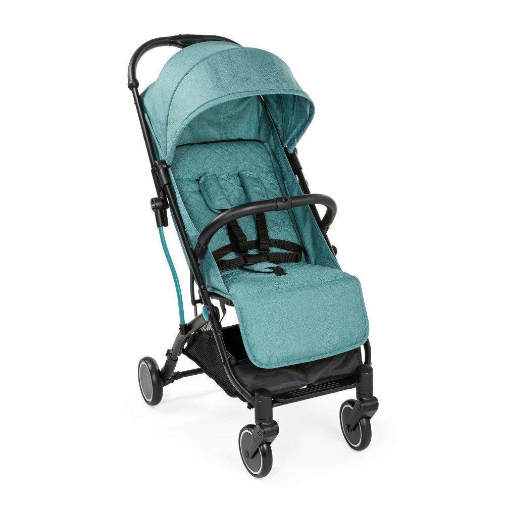 Carrinho de Bebê - Passeio - Chicco - Trolley Me - De 0 a 15 Kg - Emerald