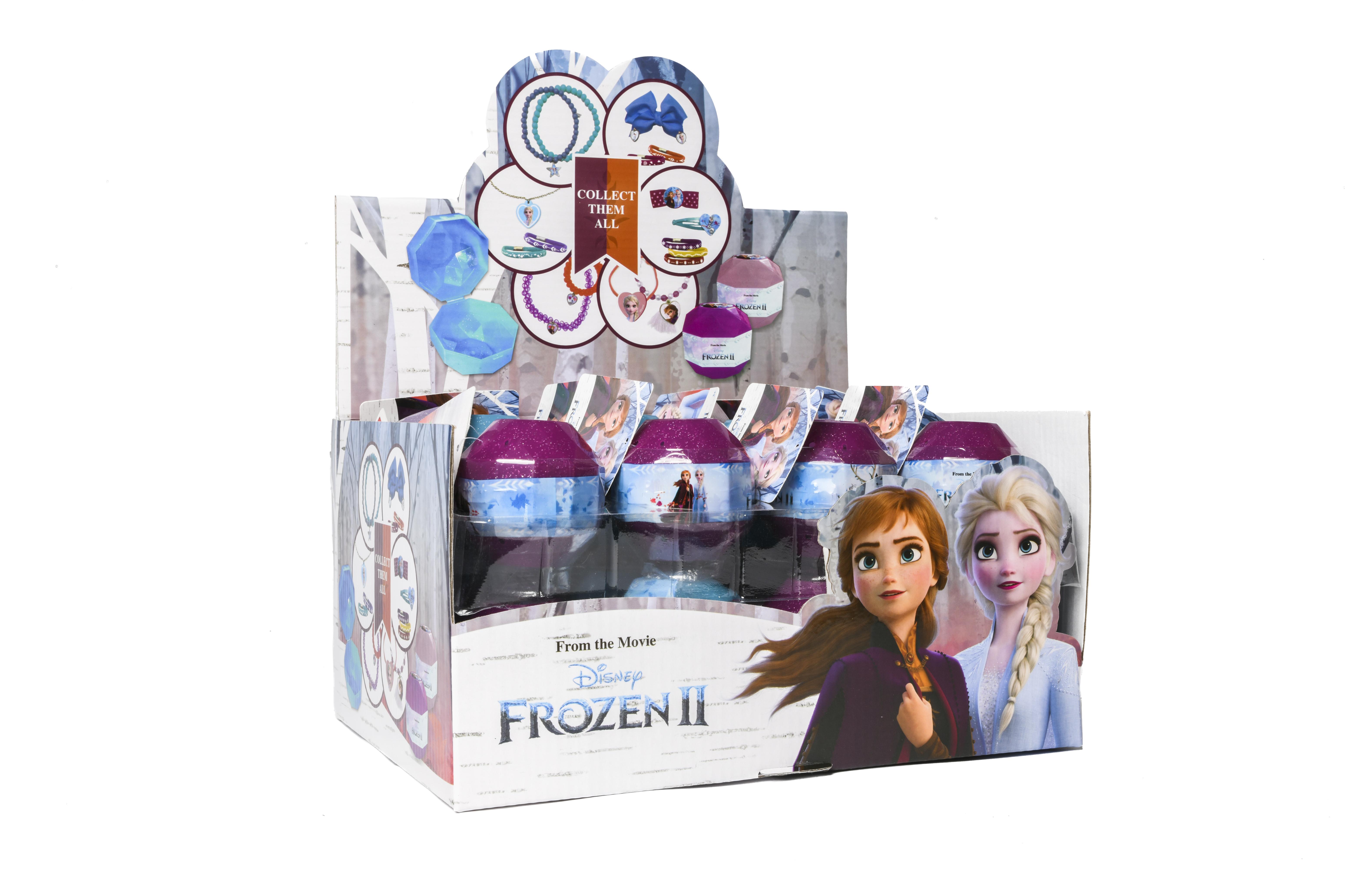 Acessórios Sortidos - Disney - Frozen - Bowl Surpresa - Azul - Estrela