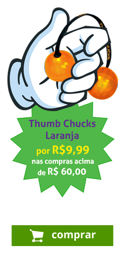 Thumb Chucks Laranja