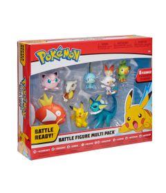 Multipack-Com-Figuras-de-Batalha---Pokemon---Sunny-0