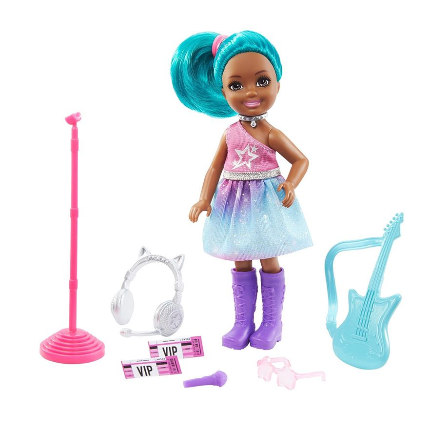 Boneca-Barbie---Mundo-de-Chelsea---Profissoes---Rockstar---Mattel-1