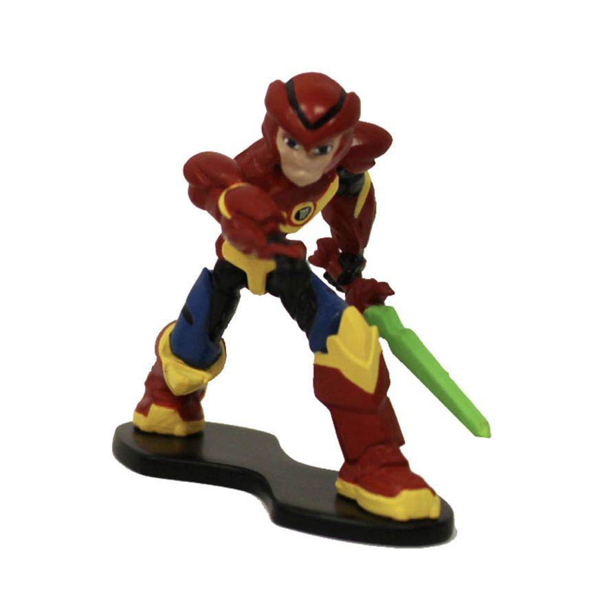 Mini-Figura---5Cm---Power-Players---Axel-com-Espada---Sunny_Detalhe