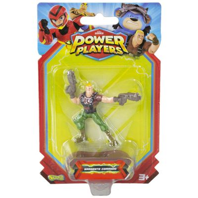 Mini-Figura---5Cm---Power-Players---Sarge---Sunny_Frente
