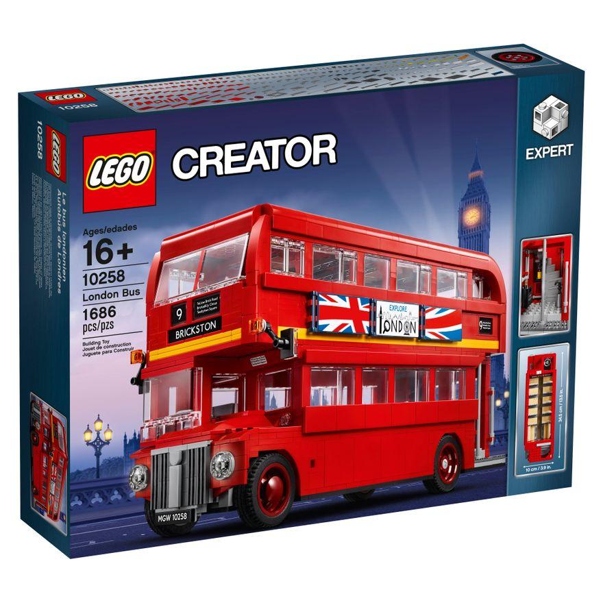 LEGO-Creator---London-Bus---10258-0