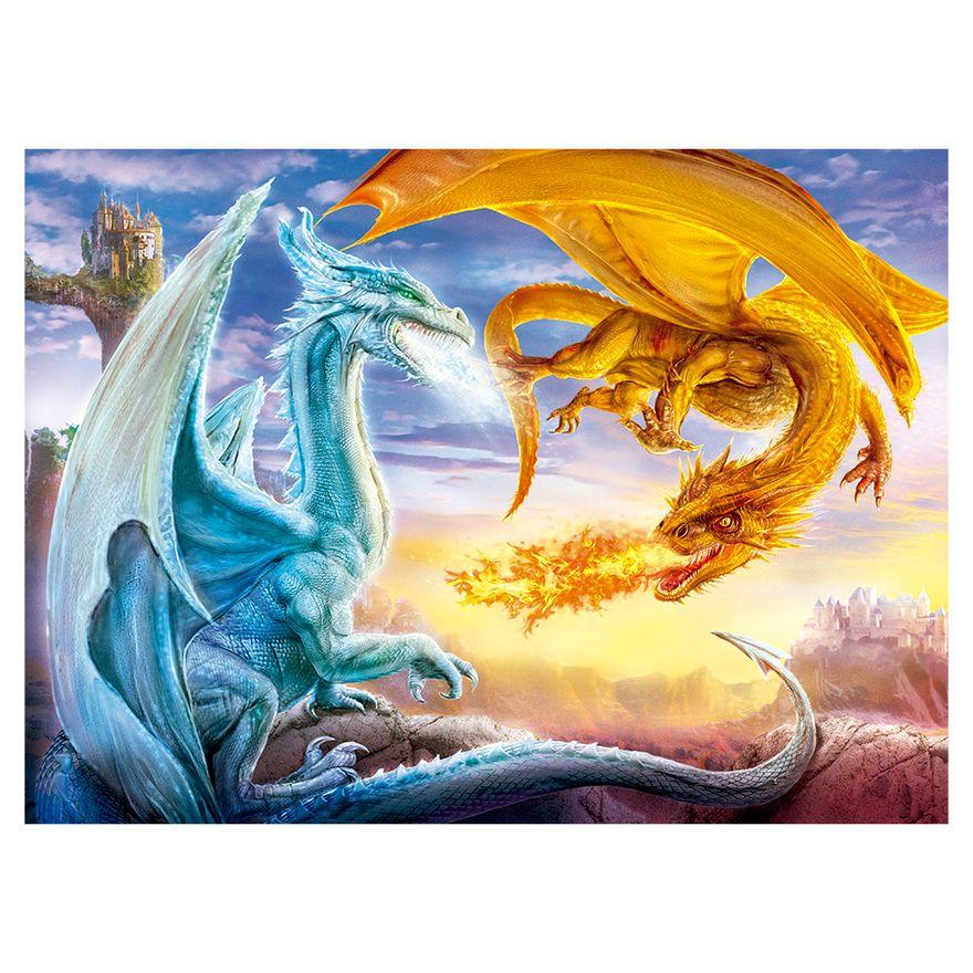Quebra-Cabeca---Dragoes---100-Pecas---Grow-2