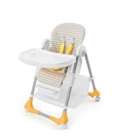 Cadeira-Alta-de-Alimentacao---Ate-15Kg-Gourmet----Cinza---Multikids-Baby-----0