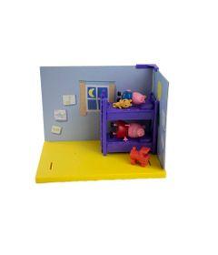 Playset---Cenario-da-Peppa-Pig---Peppa-e-George---Sunny-0