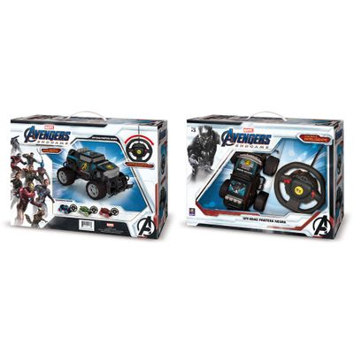 Carro-de-Controle-Remoto---Controle-Inteligente---Pantera-Negra---Marvel---Mimo-0