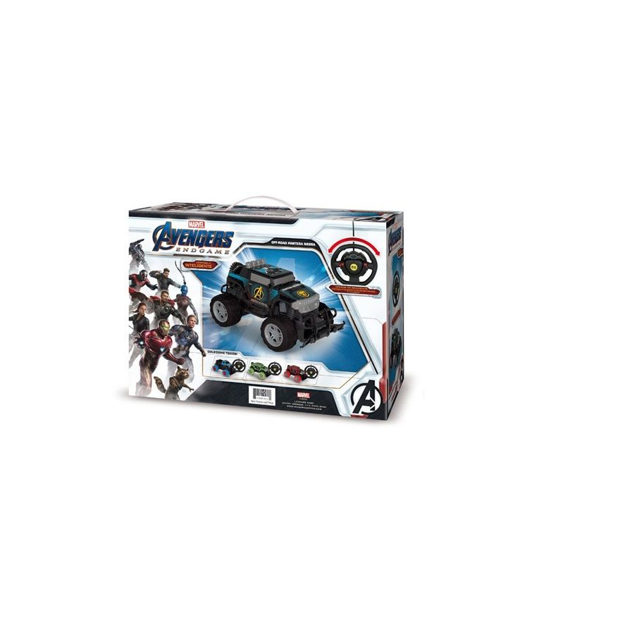 Carro-de-Controle-Remoto---Controle-Inteligente---Pantera-Negra---Marvel---Mimo-2