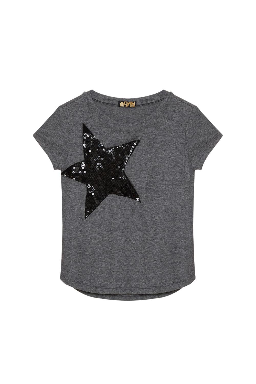 Blusa filha estrela paete
