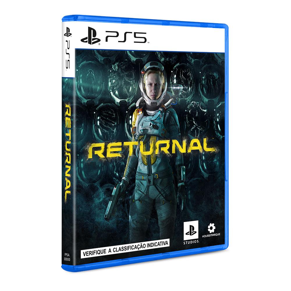 Jogo PS5 - Returnal - Sony
