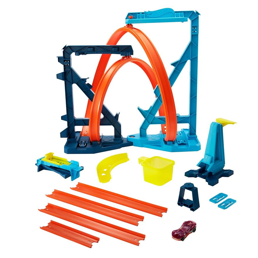 Hot-Wheels---Track-Builder---Kit-Loop-Infinito---Mattel-4