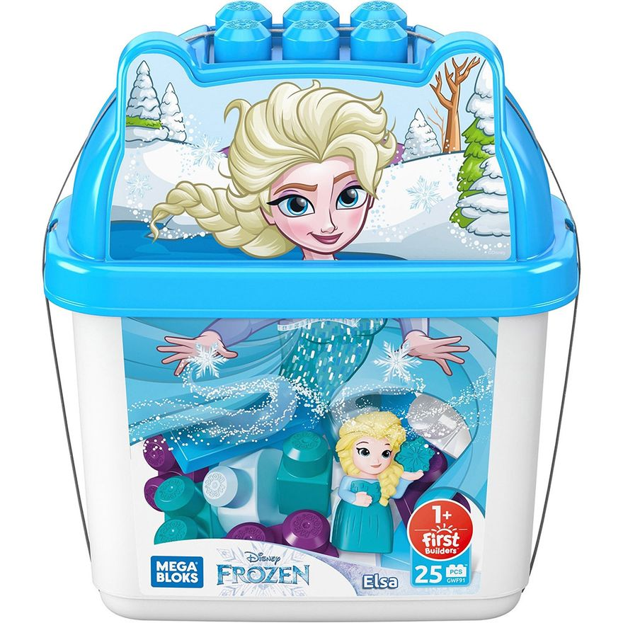 Mega-Bloks---Disney---Balde-de-Blocos---Elsa---Mattel-2