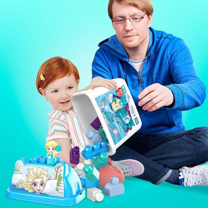 Mega-Bloks---Disney---Balde-de-Blocos---Elsa---Mattel-4