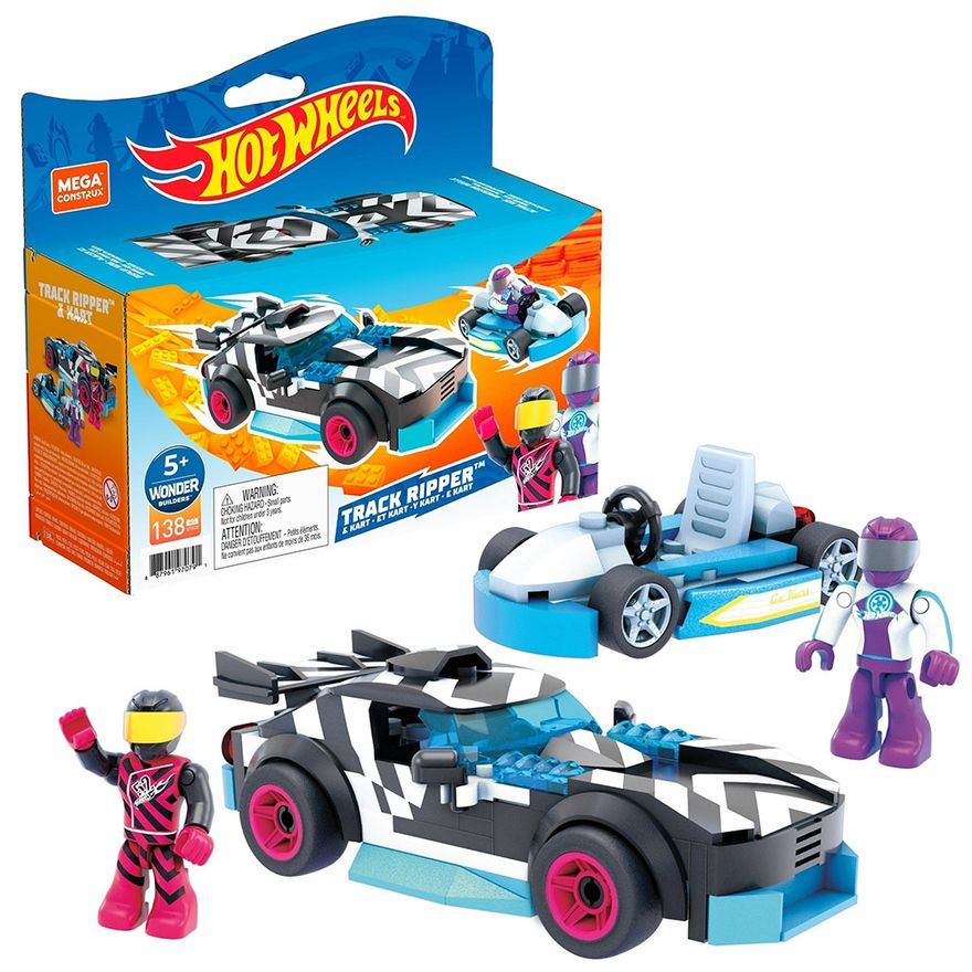 Mega-Construx---Hot-Wheels---Corredor-e-Kart---138-pecas-0