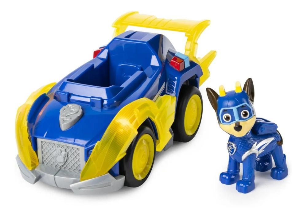 Patrulha Canina Chase Deluxe Vehicle Mighty Pups Sunny 1497
