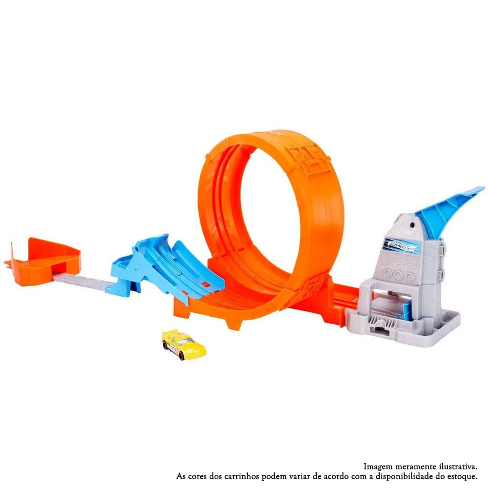 Pista e Veículo - Hot Wheels - Action - Campeonato de Loop - Mattel