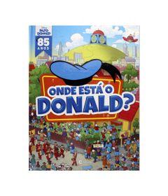 Livro-Infantil---Disney---Onde-Esta-o-Donald---Culturama_Frente
