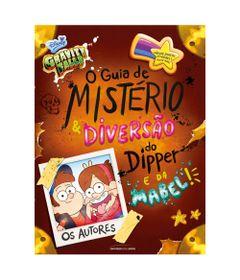 Livro-Infantil---Gravity-Falls---O-Guia-de-Misterio-e-Diversao-do-Dipper-e-da-Mabel---Catavento