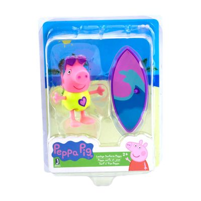 Mini-Figura-e-Acessorios---Peppa-S1-e-S2---Peppa-Pig---Surf---Sunny-0