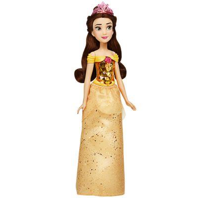 Oferta Boneca Básica - Disney Princess - Brilho Real - Princesa Bela - Hasbro por R$ 149.99