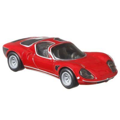 Veiculo-Hot-Wheels---Escala-164---Boulevard---69-Alfa-Romeo-33-Stradale---Mattel