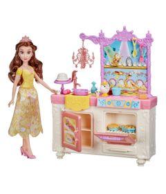 Boneca-Disney-Princess-Cozinha-real---Princesa-Bela---Hasbro-0