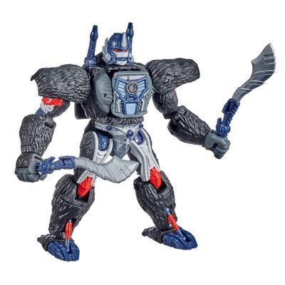 Figura-Transformers-Generations-War-for-Cybertron-Voyager---Optimus-Primal---Hasbro-0
