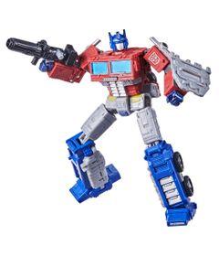Figura-Transformers-Generations-War-for-Cybertron---Kingdom-Leade---Optimus-Prime---Hasbro-0