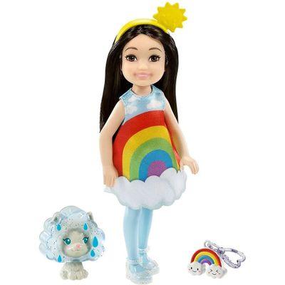Boneca-Barbie---Club-Chelsea---Festa-a-Fantasia---Arco-Iris---Mattel