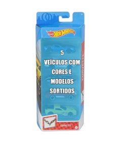 Conjunto-de-Veiculo-Hot-Wheels---Pacote-com-5-Sortidos---Serie-Corvette---Mattel