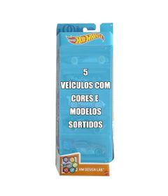 Conjunto-de-Veiculo-Hot-Wheels---Pacote-com-5-Sortidos---Serie-HW-Design-LAB---Mattel