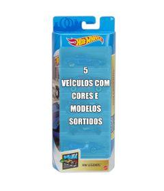 Conjunto-de-Veiculo-Hot-Wheels---Pacote-com-5-Sortidos---Serie-HW-Legends---Mattel