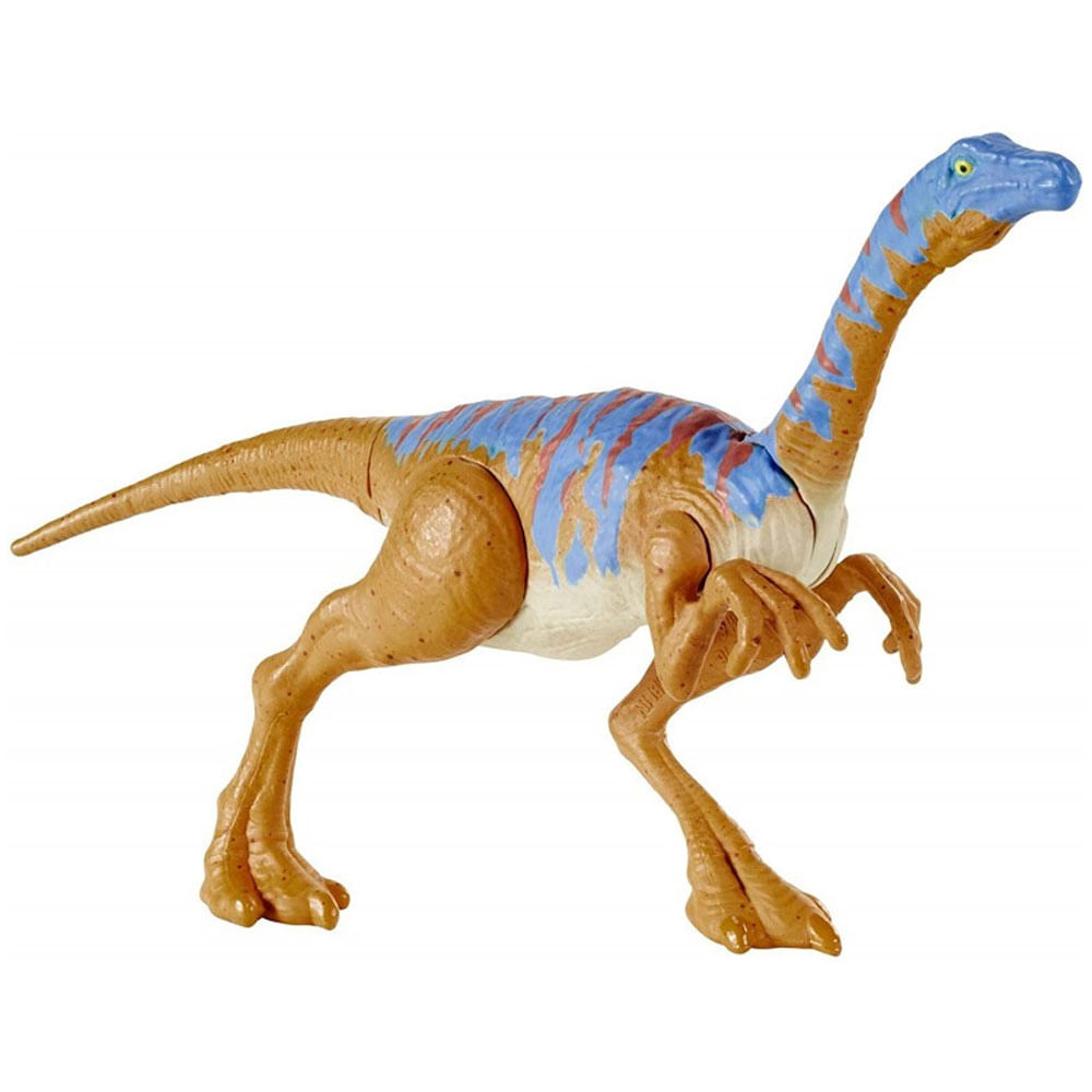 Figura Básica - Jurassic World 2 - Conjunto de Ataque - Gallimimus - Mattel