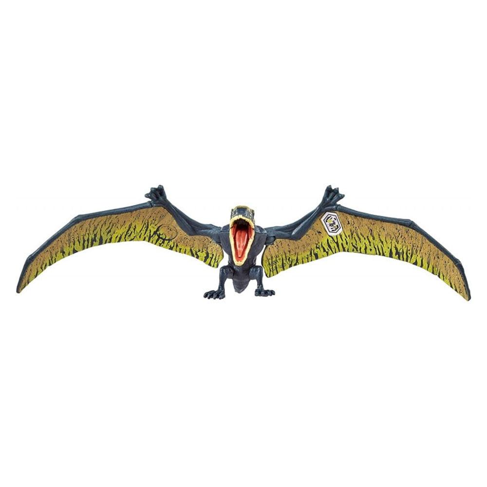 Figura Básica - Jurassic World 2 - Conjunto de Ataque - Dimorphodon - Mattel